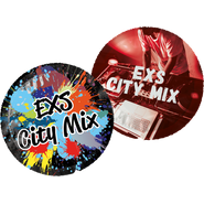 EXS City Mix (Urban Design) Promotional Thin Condoms