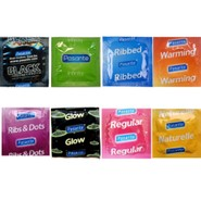 Pasante Condoms Mega Mix - Standard Size