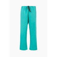 Jade Green NHS Compliant Reversible Scrub Suit Trousers