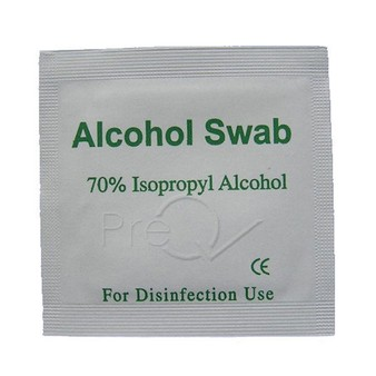 70% Alcohol Pre-Injection Swabs