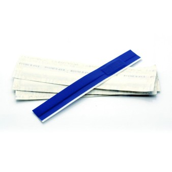 Blue Detectable Finger Extension Plasters 160 x 20mm (50)