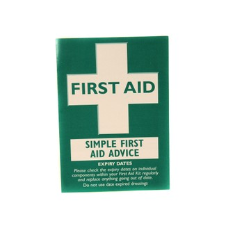 First Aid Guidance Notes