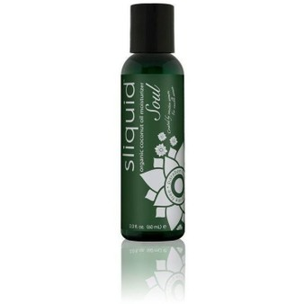 Sliquid Soul Organic Coconut Oil Moisturiser (59ml)