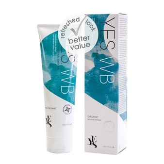 YES Organic Water Based Personal Lubricant