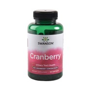 Swanson Cranberry 20:1 Concentrate 180 Softgels