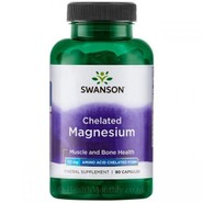 Swanson Ultra Albion Chelated Magnesium Glycinate 133Mg 90 Capsules