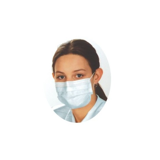 Looped Face Masks - 50 Masks Per Box