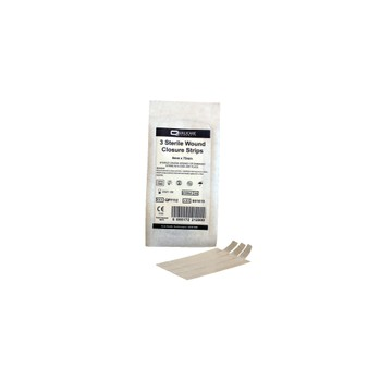 Wound Closure Strip 6mm X 75mm (3)