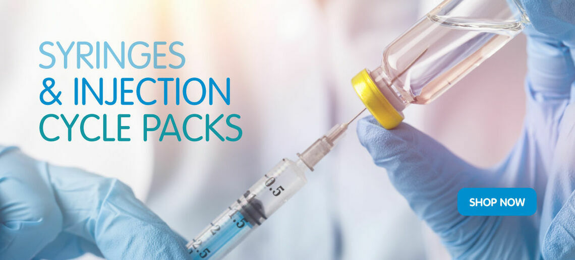 Syringes & Injection Cycle Packs