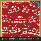 EXS Promotional Condoms Open In Case of Emergency Design