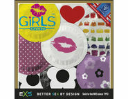 EXS Promotional Condoms Girls Mix Design