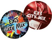 EXS City Mix Thinnest Condoms (100 Pack)