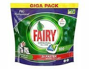 Fairy All In One Original Dishwasher Tablets (Pack of 100)