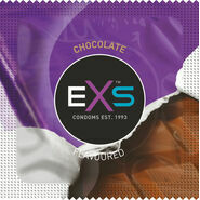 EXS Chocolate Flavoured Condoms
