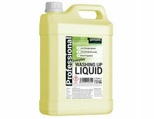 Gompels Lemon Everyday Washing Up Liquid 2 x 5 litre