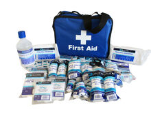 Emergency Grab Bag First Aid Kit Pro (QF4002)