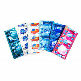 Mates By Manix Condoms Mega Mix - Standard Size