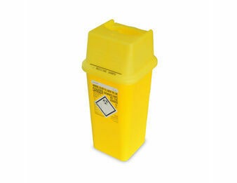 Frontier 7L Sharps Bin Container
