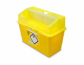 Frontier 24L Sharps Bin Container