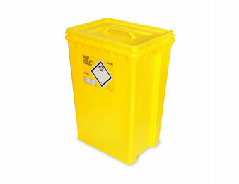 Frontier 60L Sharps Bin Container
