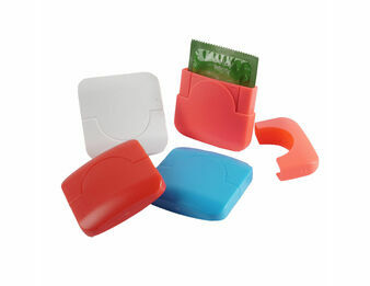 EXS Slim Condom Box Travel Case