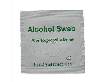 Alcohol Pre-Injection Swabs
