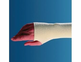 Long Elasticated Tubular Bandage - F - 10cm x 10m