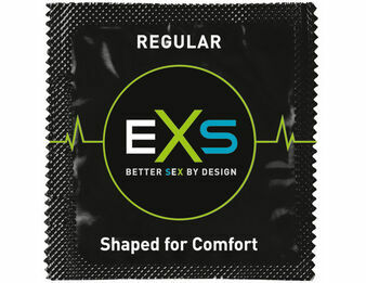 EXS Regular Comfy Fit Condoms (200 Pack)