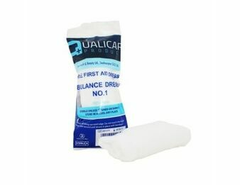 Ambulance Dressing Deep Wound Trauma Bandage