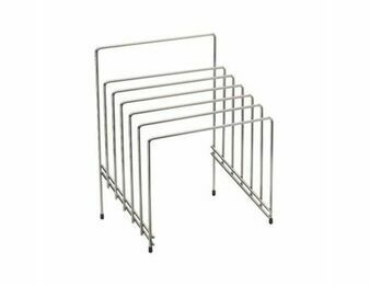 Stainless Steel Chopping Board Rack