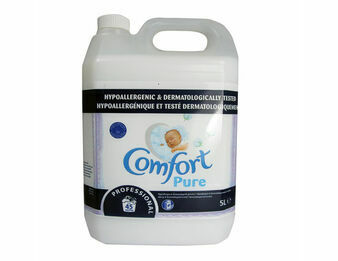Comfort Pure Fabric Softener x 2 (5 litre)