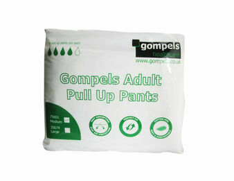 Gompels Adult Pull Up Pants