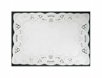 Rectangular Tray Papers / Doilies x 1000