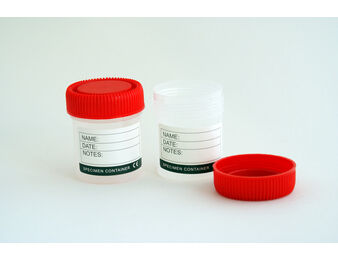 Specimen Container with Label (60ml)