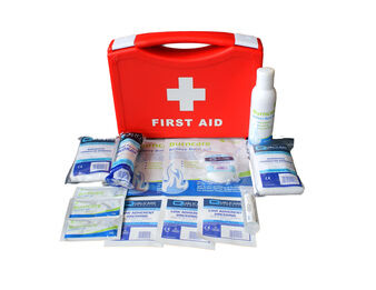 Compact Burns First Aid Kit (QF3001)