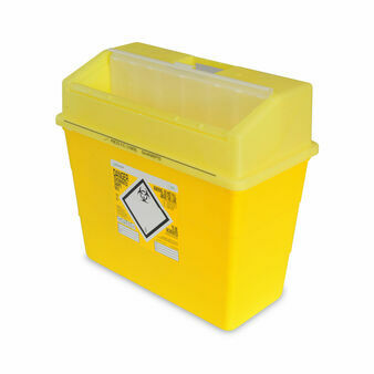 Frontier 30L Sharps Bin Container