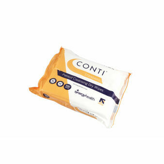 Conti Patient Cleansing Wipes - 100 pack