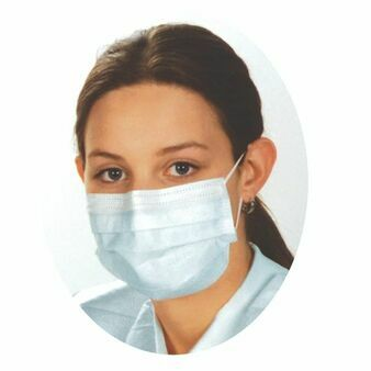 3ply Disposable Ear Lopped Face Masks