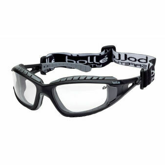 Bolle Tracker Platinum Clear Safety Glasses