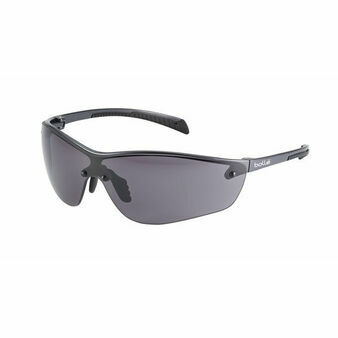 Bolle Silium+ Platinum Smoke Safety Glasses