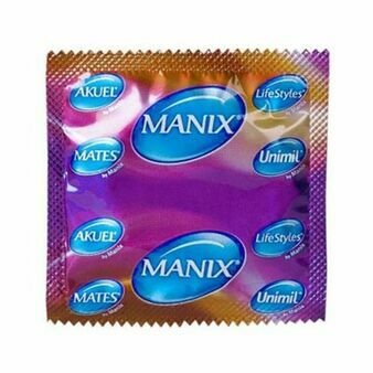 Mates By Manix Conform Smaller Condoms (144 Pack)