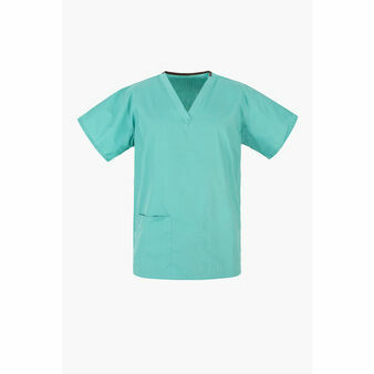 Jade Green NHS Medical Compliant Reversible Scrub Suit Tunic (Top Only)