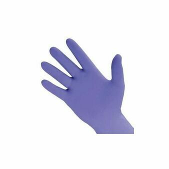 Bodyguards Indigo Nitrile Powder Free Examination Gloves