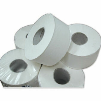 Gompels Mini Jumbo Toilet Roll x 12 (130m)