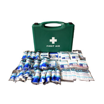 HSE Catering First Aid Kit 1-50 Person (QF1250)