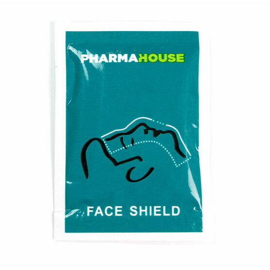 Emergency Resuscitation Face Shields