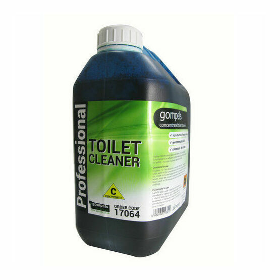 Gompels Concentrated Toilet Cleaner (2.5 litre)